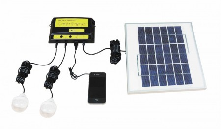 SOLAR POWER KIT 5W.