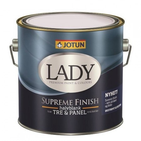Lady Supreme Finish 15 - 3 liter
