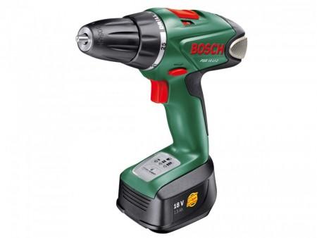 Bosch drill PSR 18 V LI-2
