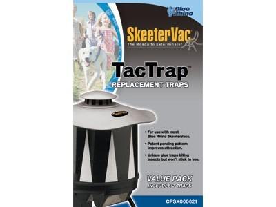 SkeeterVac - Tactrap klebepapir