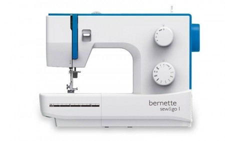 Bernette Symaskin Sew & Go 1