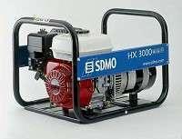 SDMO MED HONDA MOTOR - HX3000